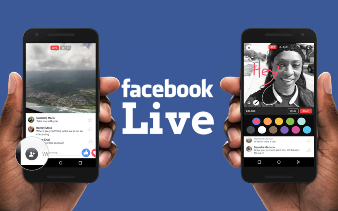 Benefits of Facebook LIVE for Your Integrative Practice